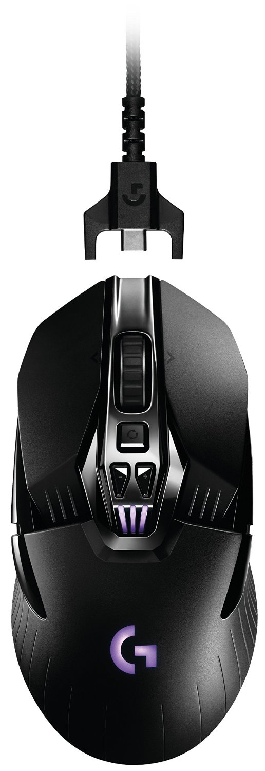 Logitech G900 Chaos Spectrum Gaming Mouse Detachable