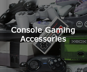 Console Gaming Accessories